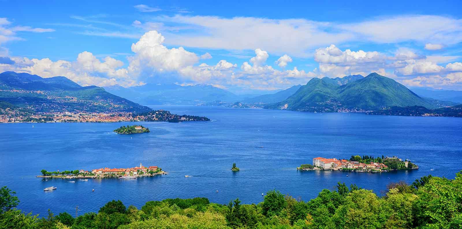 Lake Maggiore attractions